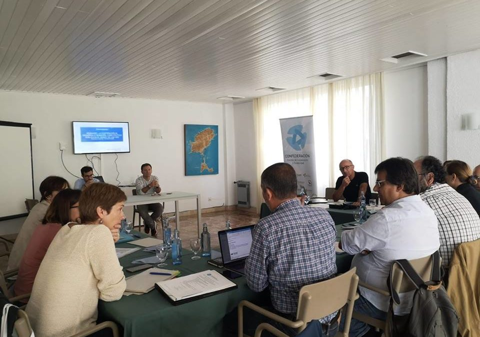 A Confederación de Fondos de Cooperación e Solidaridade organizou unha formación técnica en Ibiza.