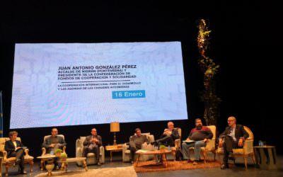 """Participamos en el II Encuentro Internacional Think Europe Compromiso 2030 """"Ciudades Intermedias, claves del desarrollo"""""""