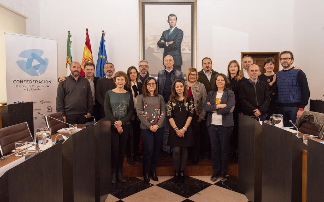 Asamblea  de  Entidades  Socias  en  Cáceres