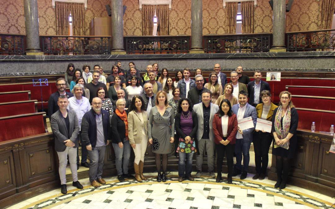 """El Fons Valencià clausura el programa """"Especialista Municipal Voluntario / a 2018"""" amb personal municipal de diverses àrees"""