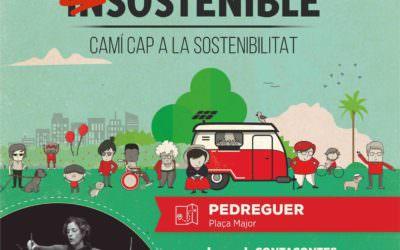 El Fons Valencià expone en Pedreguer el proyecto #in/sostenible para concienciar de la importancia de cumplir los ODS