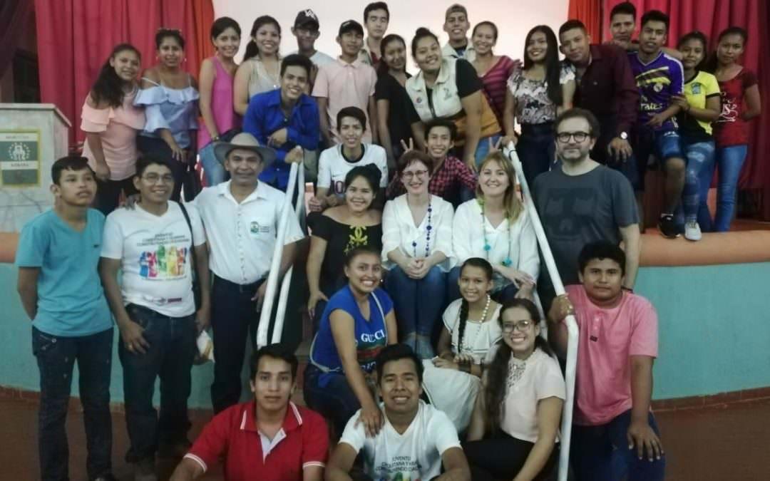 El Fons fa seguiment del seu treball a bolívia en els darrers tres anys