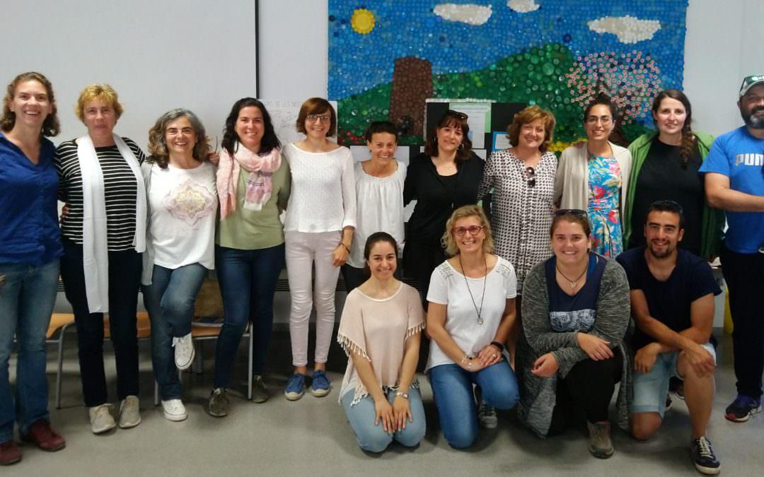 Encuentro  de  Centros  Educativos  Pitiusos  comprometidos  con  los  Objetivos  de  Desarrollo  Sostenible  (ODS).