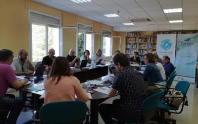 La Confederació de Fons de Cooperació debat en una trobada tècnica de futures línies estratègiques