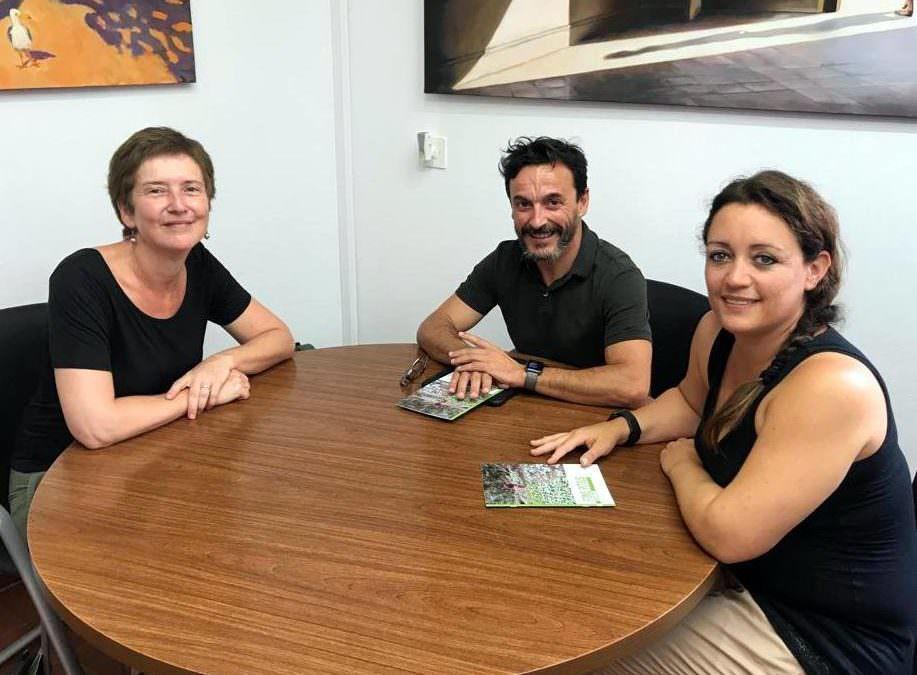 El Fons Pitiús se reúne con los nuevos representantes políticos de Eivissa y Formentera