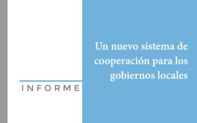 La Confederación de Fondos de Cooperación y Solidaridad presenta sus propuestas ante la nueva reforma de la estructura de cooperación del estado.